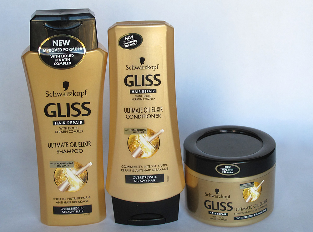 gliss ultimate oil elixir