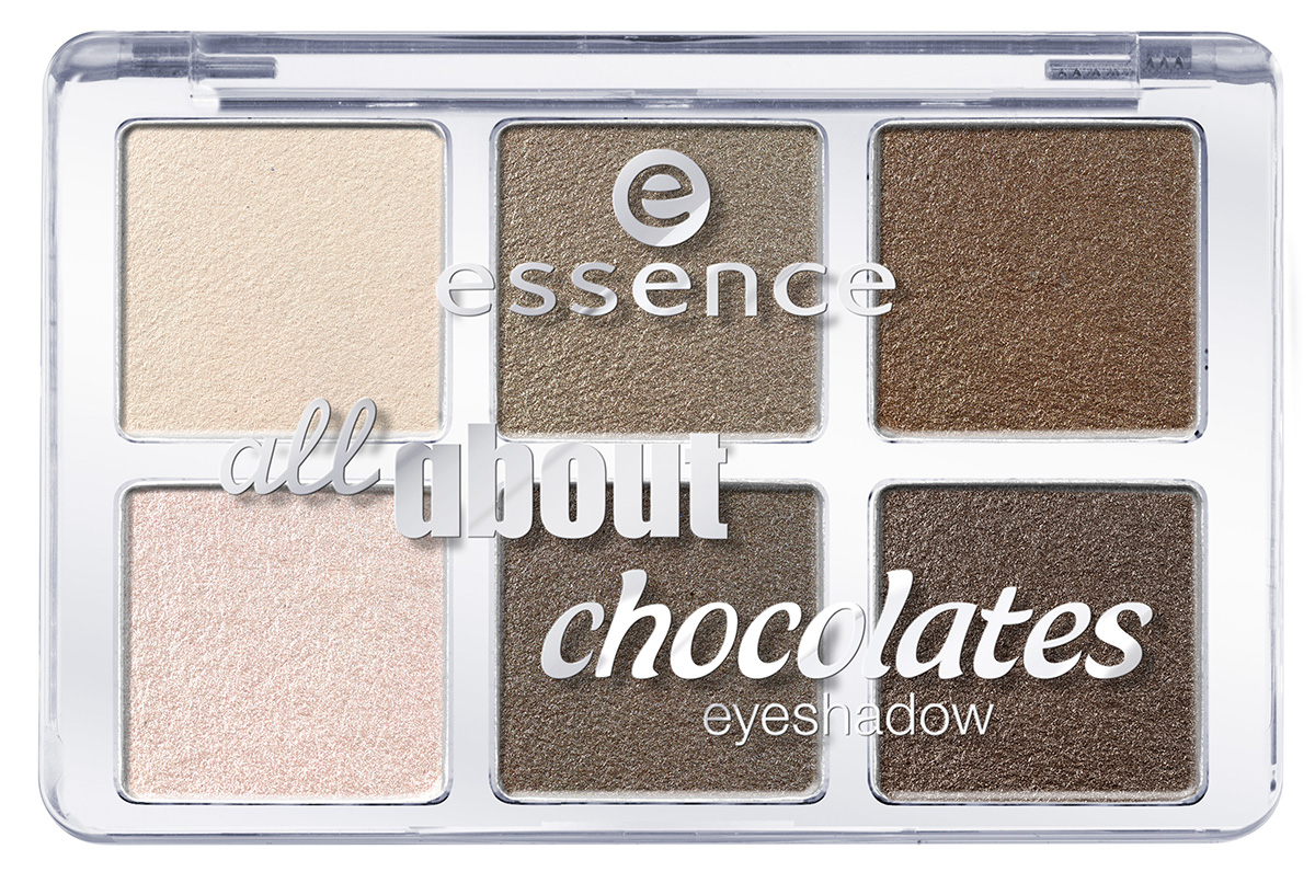 all about chocolates eyeshadow palette