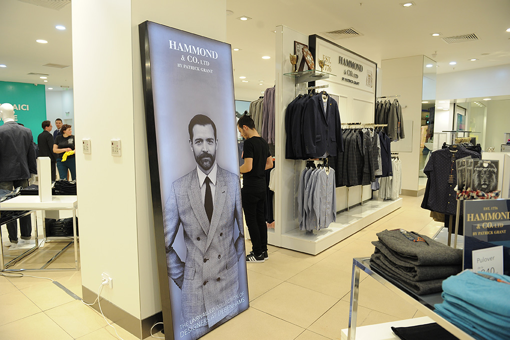 Debenhams Men Department