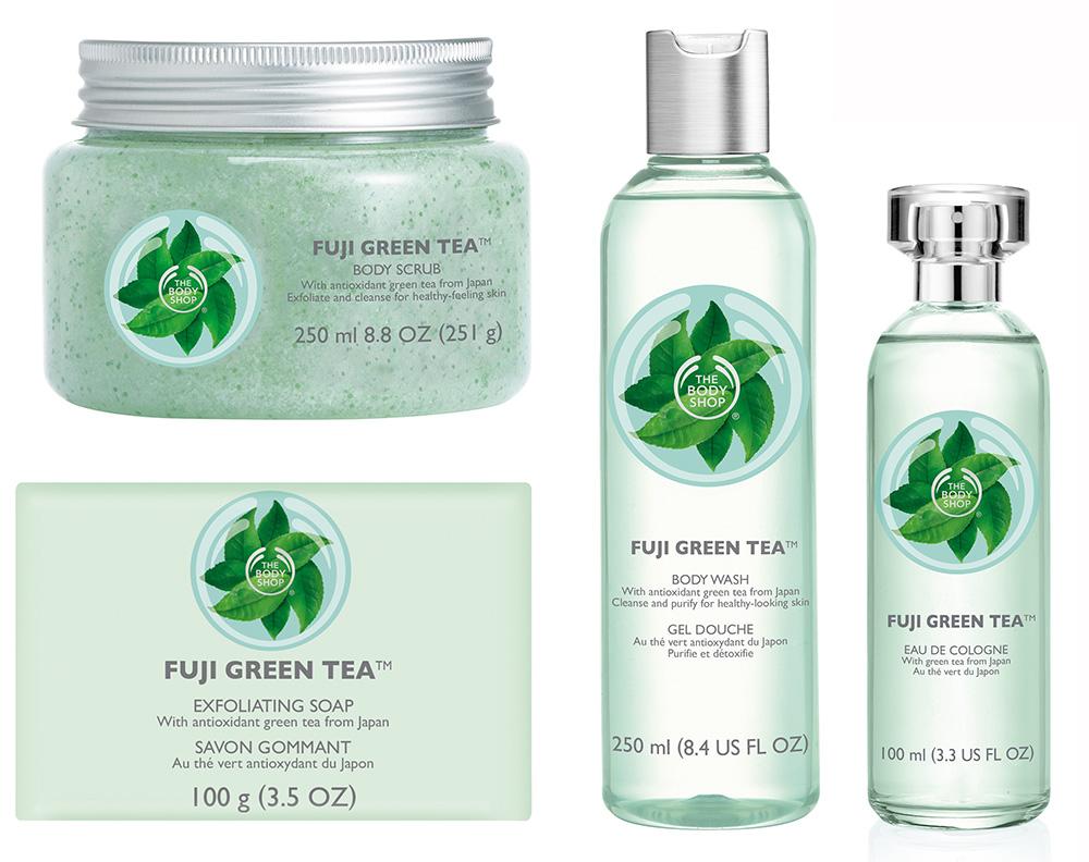 Green Tea Body 2