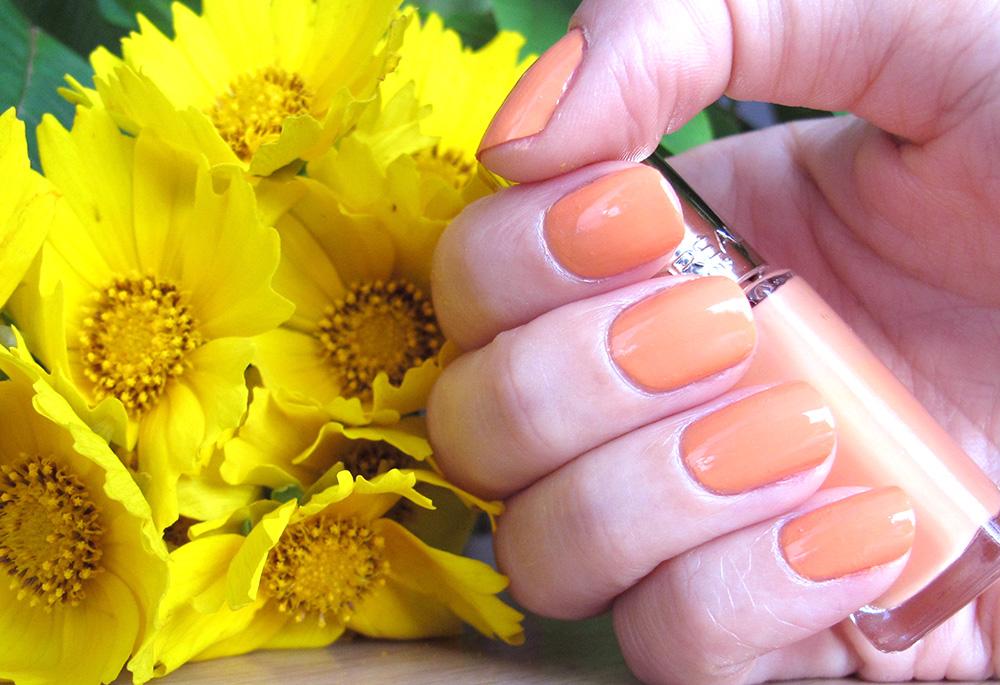 loreal color riche tangerine luv 2