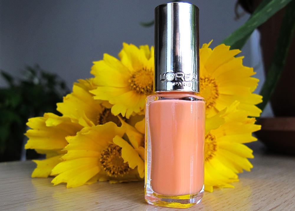 loreal color riche tangerine luv 3