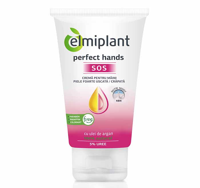 elmiplant SOS Perfect Hands Cream, 6.7 lei