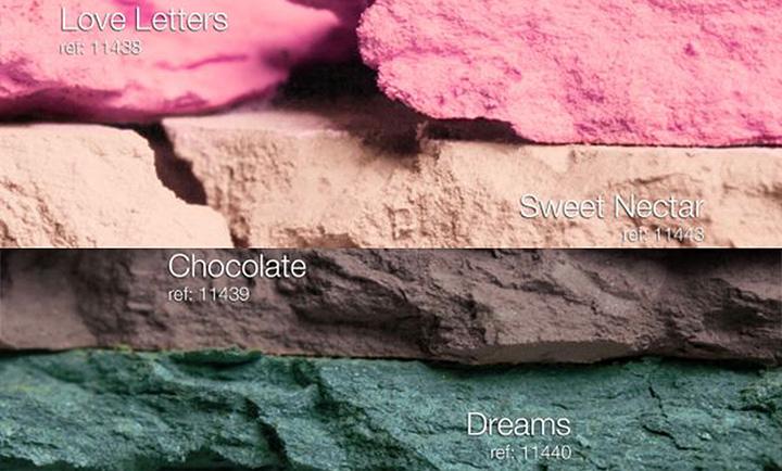 Fard pleoape - Love Letters, Sweet Nectar, Chocolate, Dreams