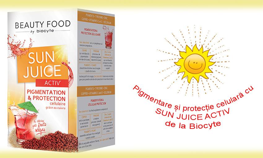 sun juice pigmentare si protectie_