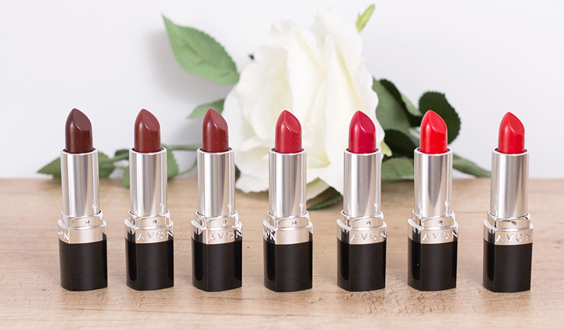 avon true colour perfect reds