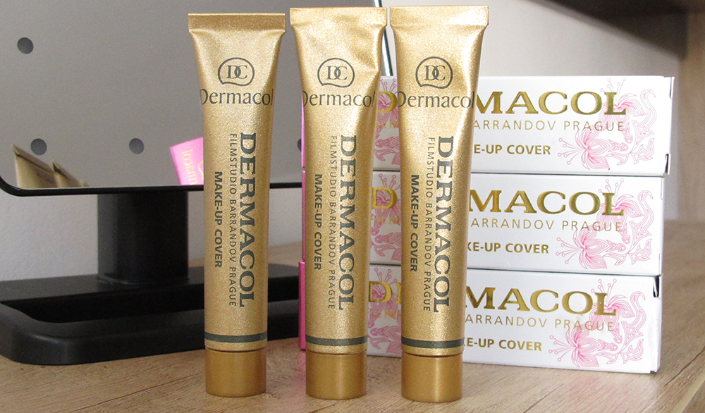 dermacol foundation review