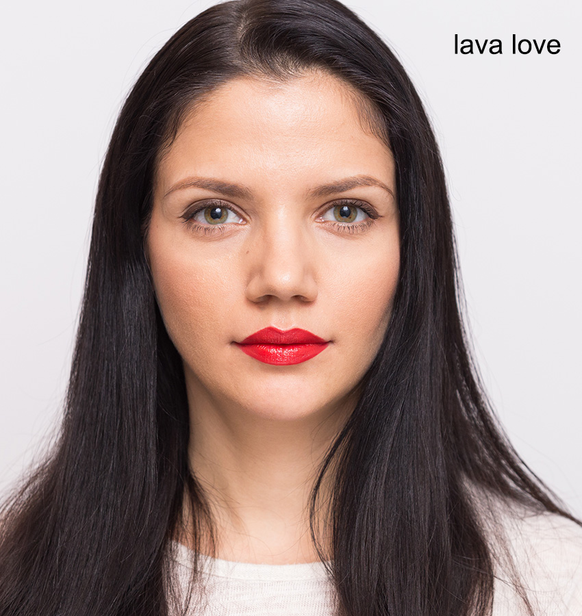 avon perfect reds lava love