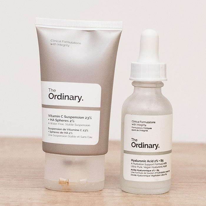 the ordinary vitamina C acid hialuronic