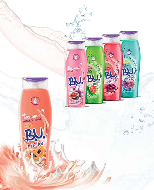 B.U. in action range, Papaya focus