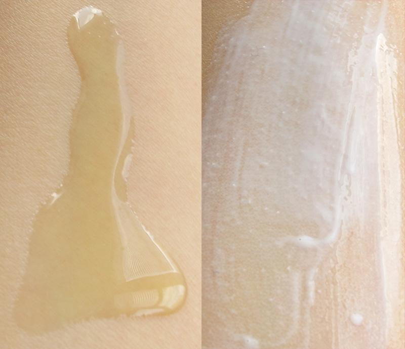 curatarea tenului cu ziaja ulei