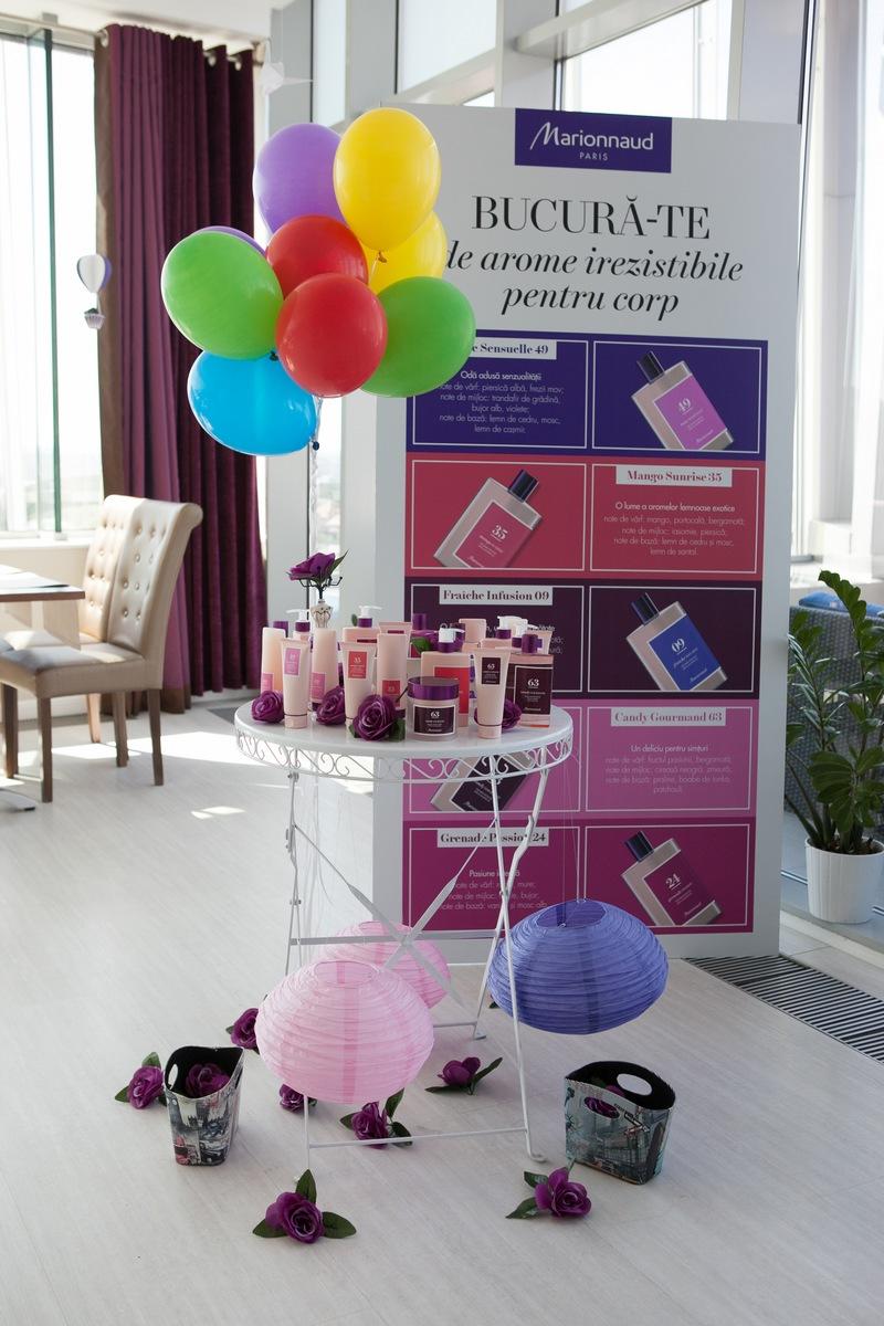 Colectia Bathline_Eveniment de lansare Marionnaud Paris_23 Aprilie