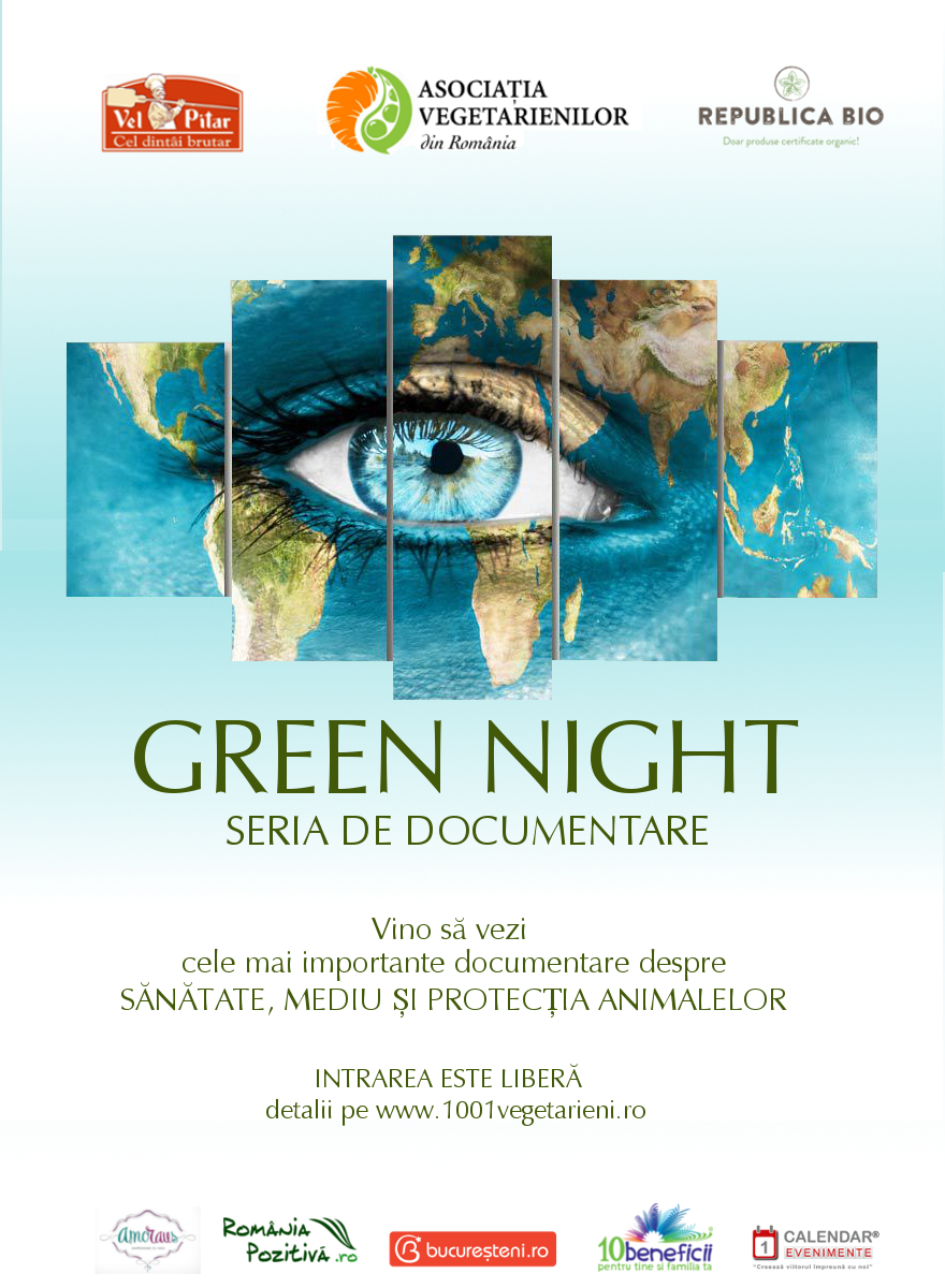 Poster Green Night General