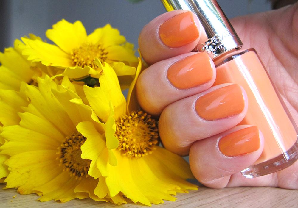 loreal color riche tangerine luv 1