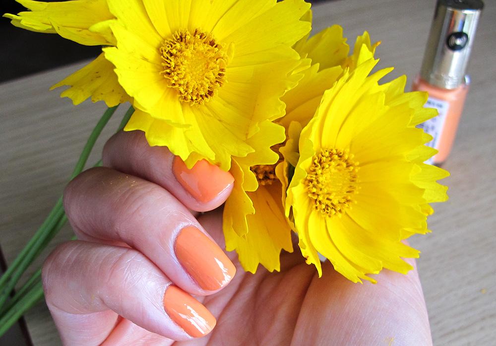 loreal color riche tangerine luv 4