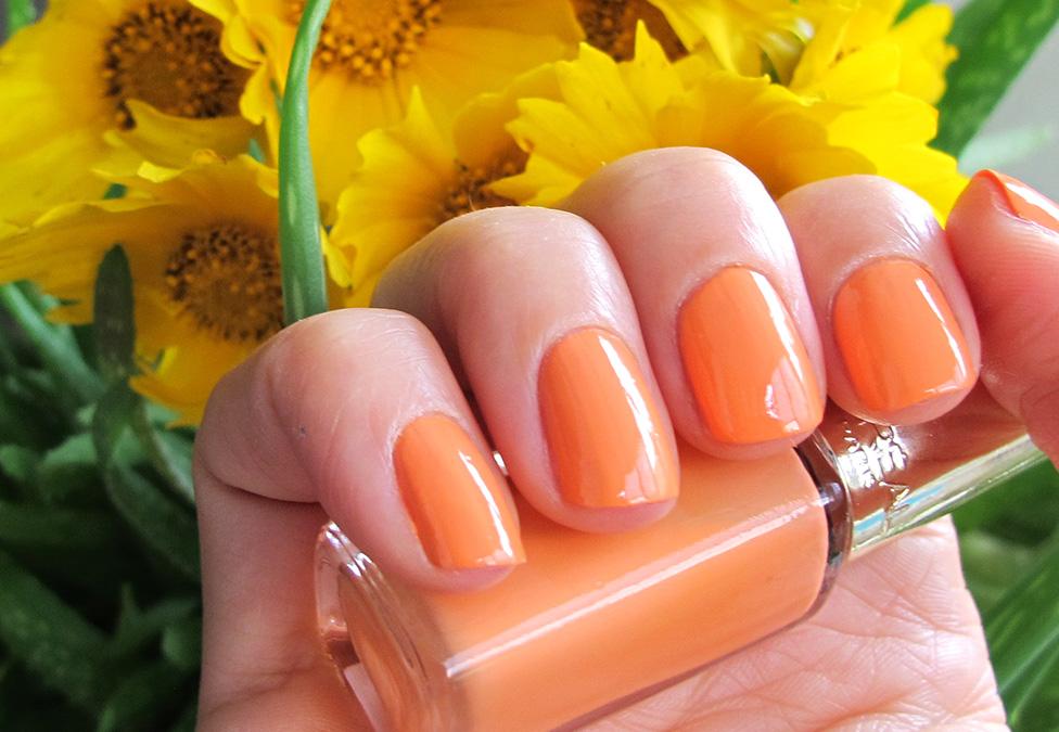 loreal color riche tangerine luv 5