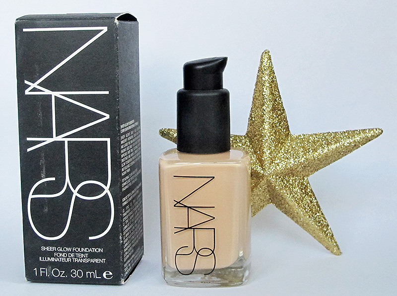 nars sheer glow foundation_punjab