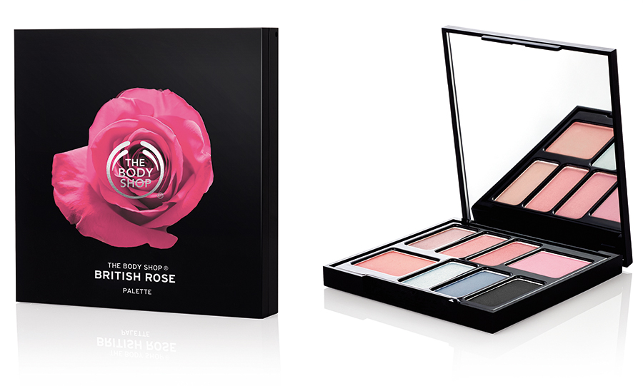 BRITISH ROSE PALETTE