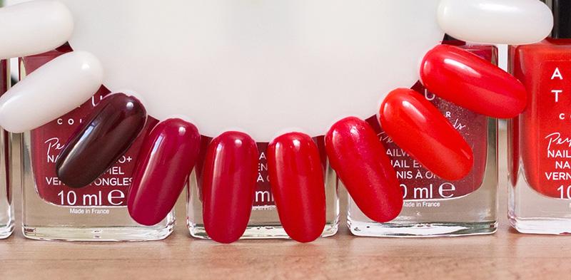 avon true colour perfect reds oje aplicate