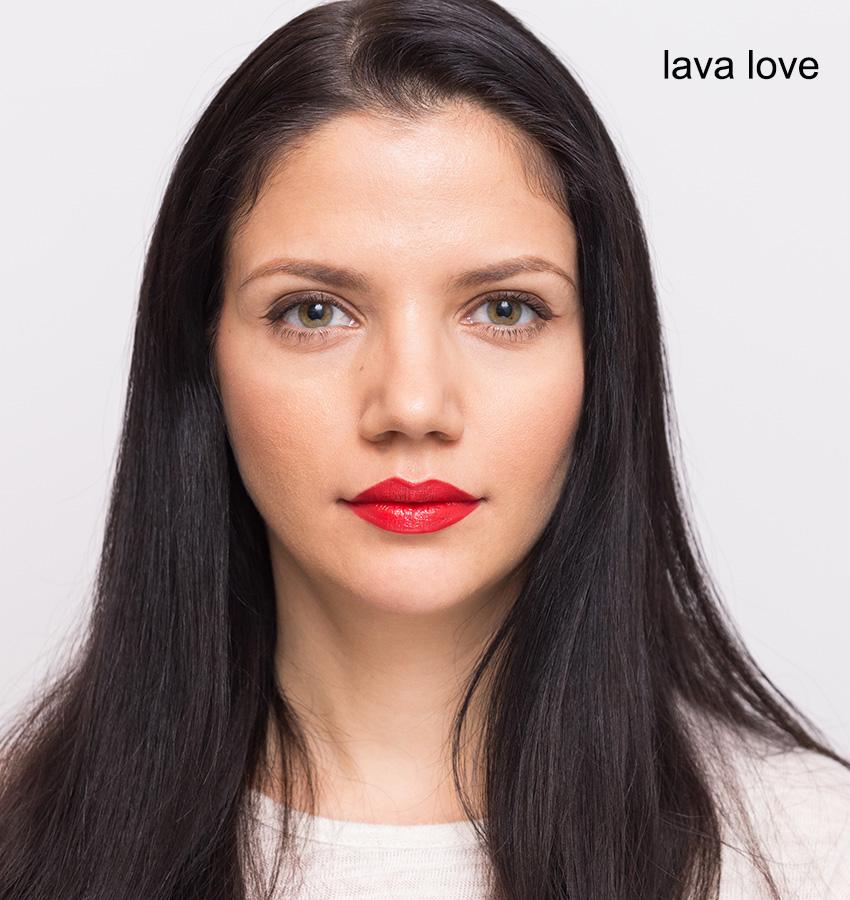 avon perfect reds lava love