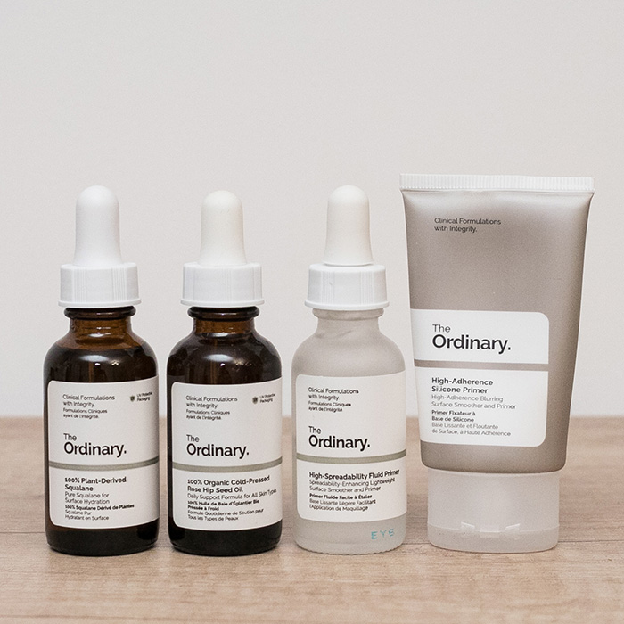 the ordinary squalane rose hip seed oil ulei de macese primer