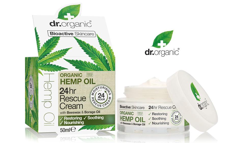 dr organic ulei de cânepă