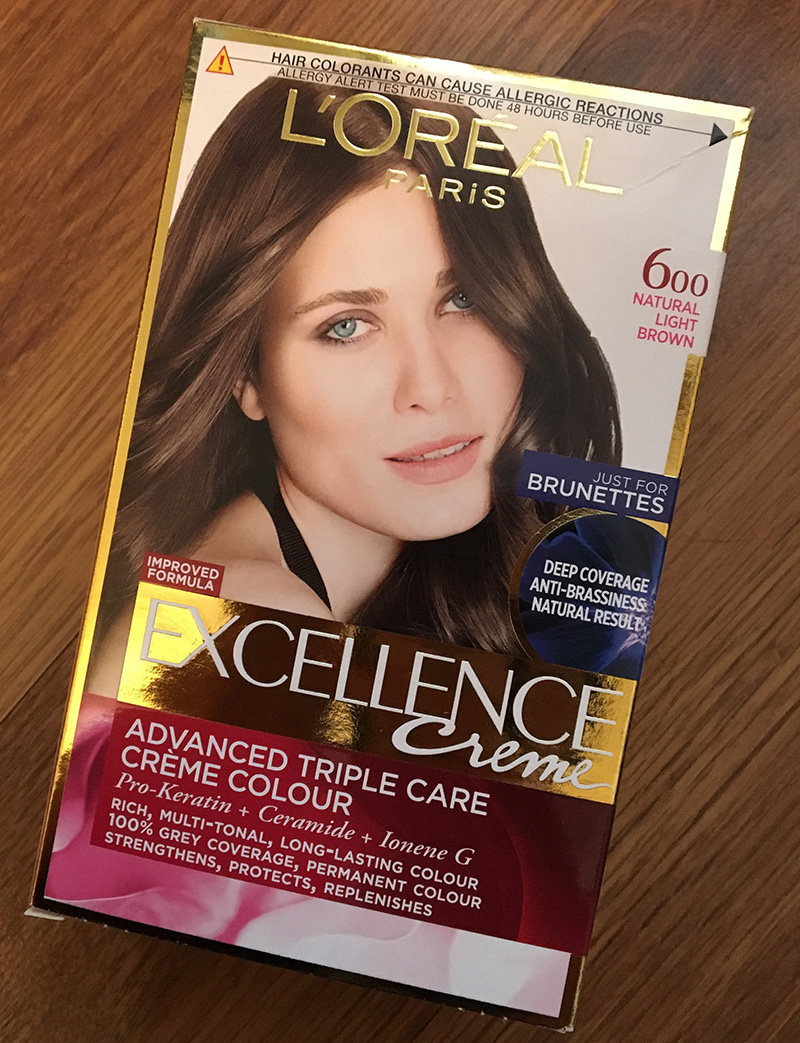 loreal excellence 600