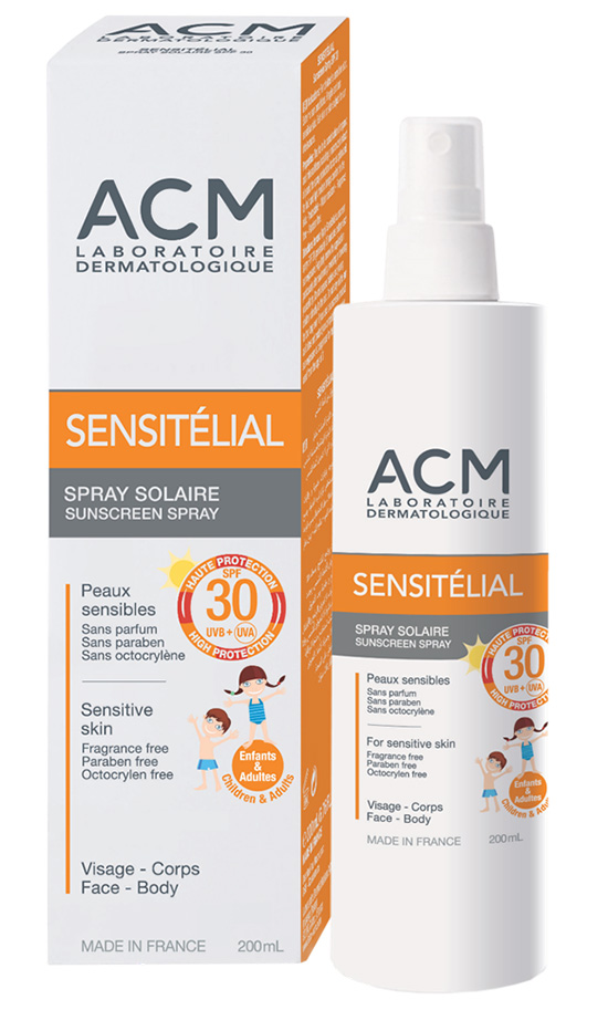 Sensitelial - spray solaire